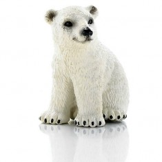 Figurine Ours polaire : Bébé