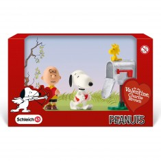 Scenery Pack Peanuts (Snoopy) : Valentins