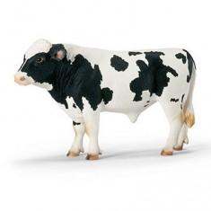 Figurine taureau Holstein
