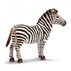 Figurine Zèbre : Mâle