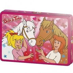 Puzzle 200 pièces - Bibi et Tina : Quatuor d'amis