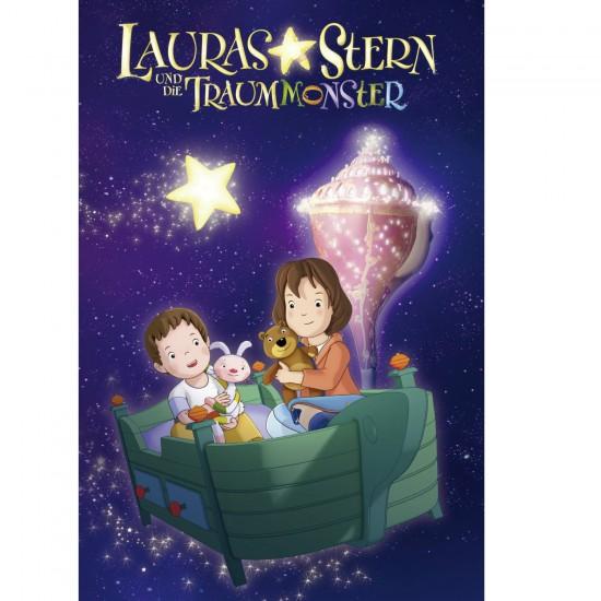 Puzzle 100 pièces : Laura et les monstres - Schmidt-56602