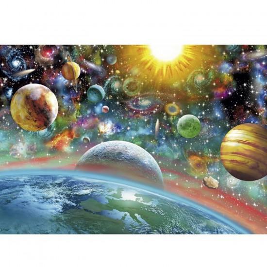 Puzzle 1000 pièces : Espace - Schmidt-58176