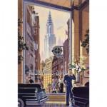 Puzzle 1000 pièces Michael Young : Chrysler Building