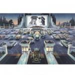 Puzzle 1000 pièces Michael Young : Ciné-parc