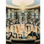 Puzzle 1000 pièces Michael Young : Salle de bal