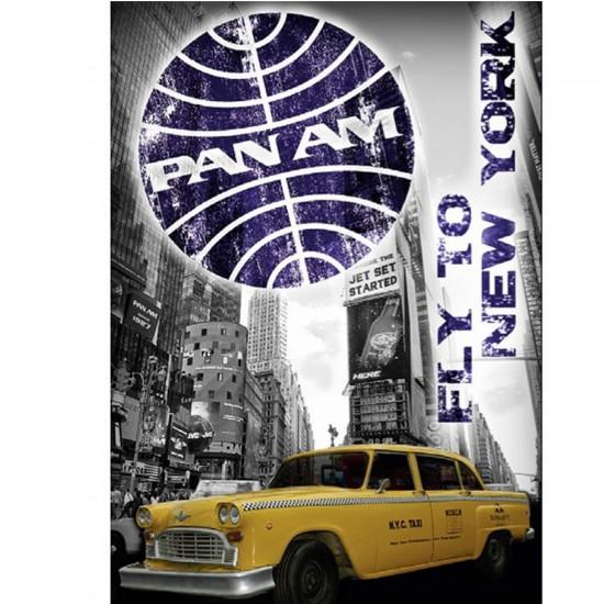 Puzzle 1000 pièces Pan Am : Taxi New Yorkais - Schmidt-59503