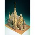 Maquette en carton : Cathédrale Saint-Etienne, Vienne