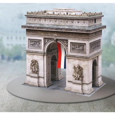 Maquette en carton : Arc de Triomphe, Paris - Schreiber-Bogen-724