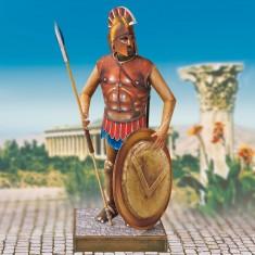 Maquette en carton : Figurine : Grec hoplite