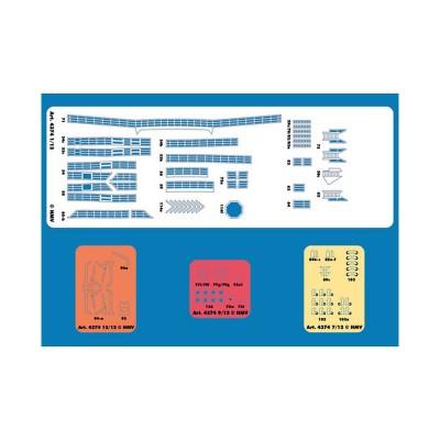Maquette en carton : Laser-cut Set MS Bleichen - Schreiber-Bogen-4374
