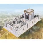 Maquette en carton : Temple de Jérusalem