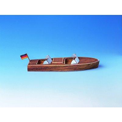 Maquette en carton : Bateau : Hors bord - Schreiber-Bogen-550