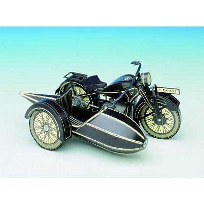 Maquette en carton : BMW R 16 - Schreiber-Bogen-575