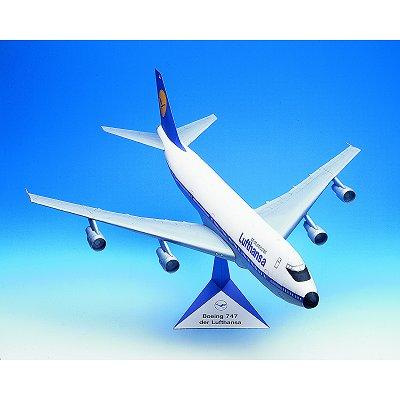 Maquette en carton : Boeing 747 : Jumbo Jet - Schreiber-Bogen-71637
