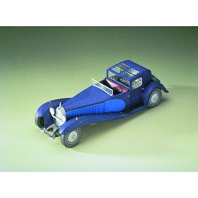 Maquette en carton : Bugatti Royale - Schreiber-Bogen-72466