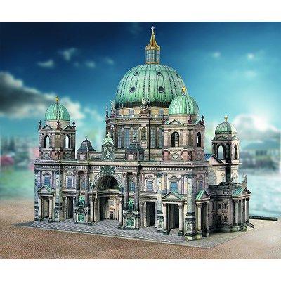 Maquette en carton : Cathédrale de Berlin, Allemagne - Schreiber-Bogen-630