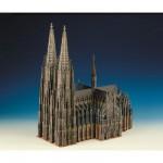 Maquette en carton : Cathédrale de Cologne, Allemagne