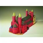 Maquette en carton : Cathédrale de Spire, Allemagne