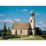 Maquette en carton : Chapelle de Gebirge, Allemagne
