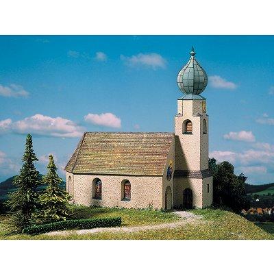 Maquette en carton : Chapelle de Gebirge, Allemagne - Schreiber-Bogen-71132