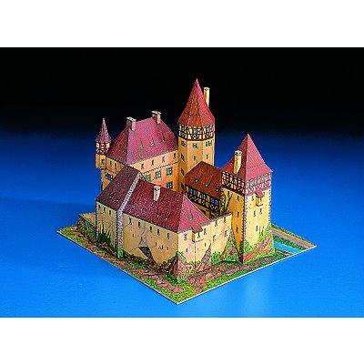 Maquette en carton : Château de Bärenfels, Suisse - Schreiber-Bogen-72211