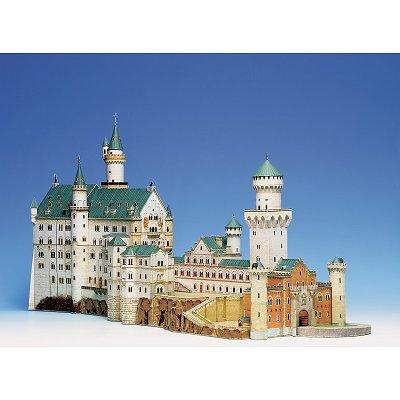 maquette chateau de neuschwanstein