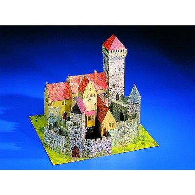 Maquette en carton : Château de Steineck - Schreiber-Bogen-72168