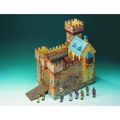 Maquette en carton : Château médiéval - Schreiber-Bogen-676