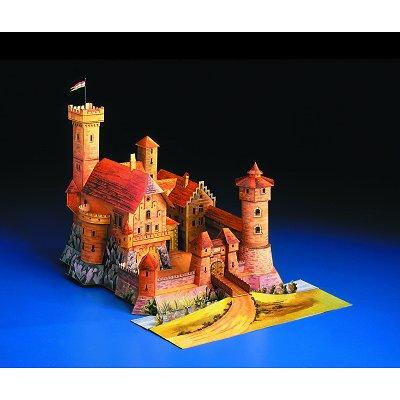 Maquette en carton : Château romantique - Schreiber-Bogen-603