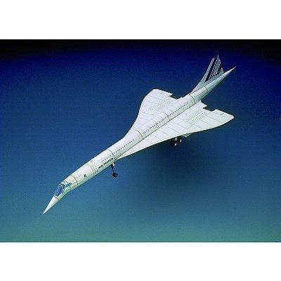 Maquette en carton : Concorde - Schreiber-Bogen-665