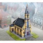 Maquette en carton : Eglise de Pfersbach, Allemagne