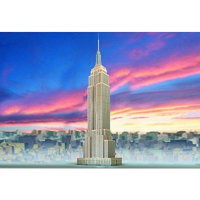 Maquette en carton : Empire State Building, Etats-Unis - Schreiber-Bogen-644