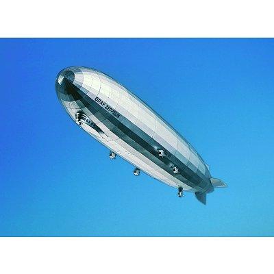 Maquette en carton : Graf Zeppelin D:LZ 127 (Folie - Schreiber-Bogen-572