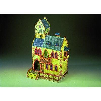 Maquette en carton : Hôtel de Ville - Schreiber-Bogen-72183