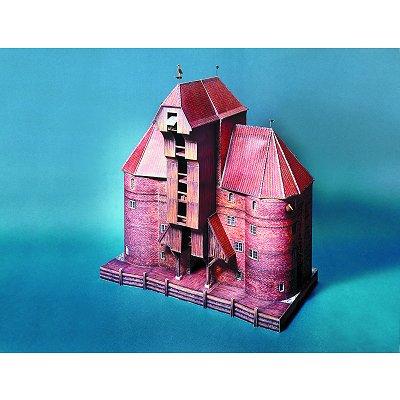 Maquette en carton : Krantor Gdansk, Pologne  - Schreiber-Bogen-72588