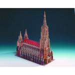 Maquette en carton : La cathédrale d'Ulm, Allemagne