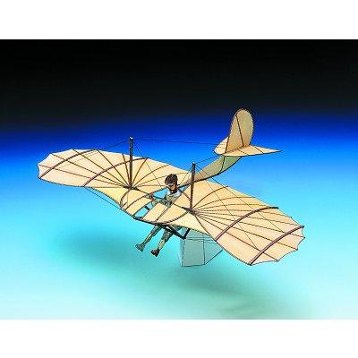 Maquette en carton : Lilienthal-Glider - Schreiber-Bogen-566