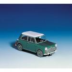 Maquette en carton : Mini Cooper