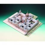 Maquette en carton : Monastère El Escorial, Espagne