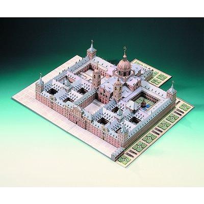 Maquette en carton : Monastère El Escorial, Espagne - Schreiber-Bogen-72453