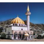 Maquette en carton : Mosquée