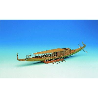 Maquette en carton : Navire du Pharaon - Schreiber-Bogen-553