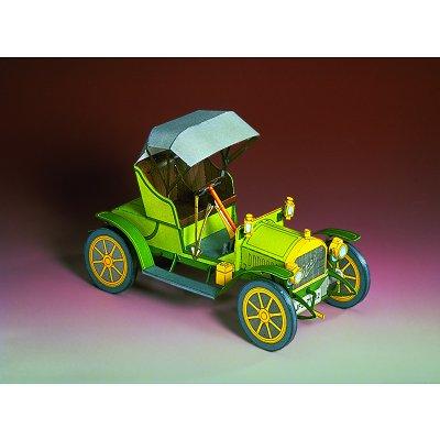 Maquette en carton : Opel Doktorwagen - Schreiber-Bogen-71262