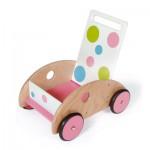 Chariot de marché en bois : Points