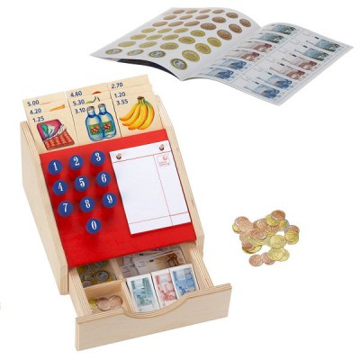 caisse enregistreuse et monnaie jeux et jouets selecta avenue des jeux. Black Bedroom Furniture Sets. Home Design Ideas