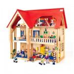 Grande maison de poupées