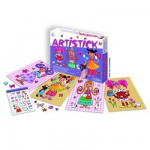Kit de collage Artistick : Lolitas