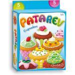 Pâte à modeler Patarev : Cupcakes