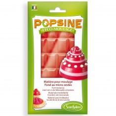 Recharge Eco-moulage Popsine 110g : Rouge